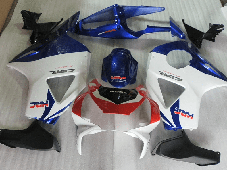 2002 - 2003 CBR954 HRC White Red Blue