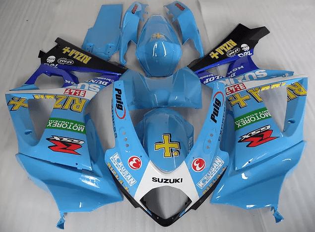 2007-08 gsxr1000 Blue