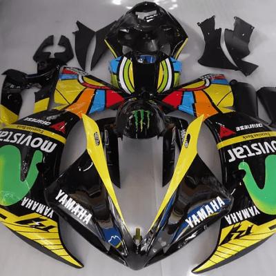 2009 - 2014 Yamaha R1 Rossi MovieStar