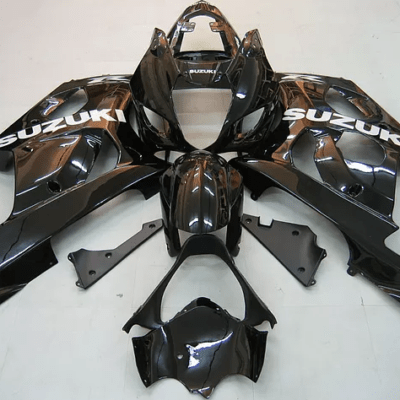 03-04 k3 GSXR1000 Black Gloss