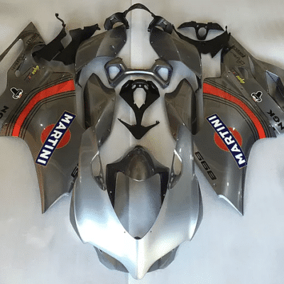 Ducati 1199 1299 899 Silver Red