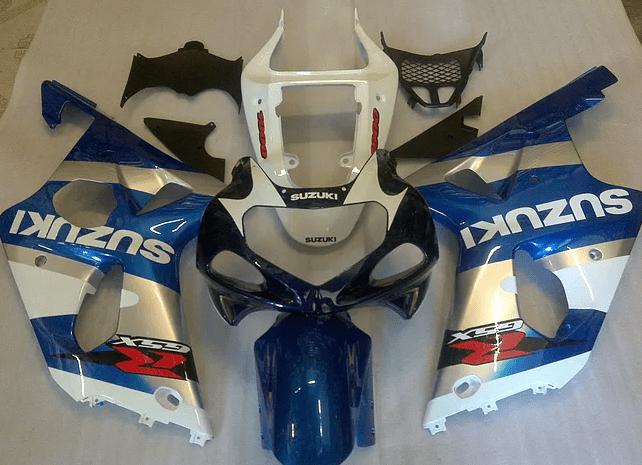 2000-02 K1 GSXR1000 Dark Blue Silver