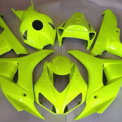 2006-07 CBR1000 Florescent Green/Yellow