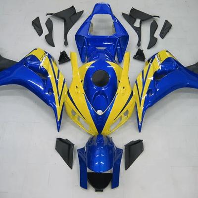 2006-07 CBR1000 Gloss Yellow Blue