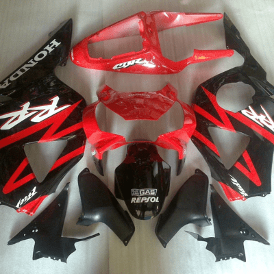 2002 - 2003 CBR954 Red Black Gloss