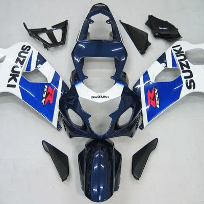 2004-05 GSXR600 750 Blue White