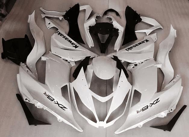 2013-2016 KAWASAKI ZX-6R White