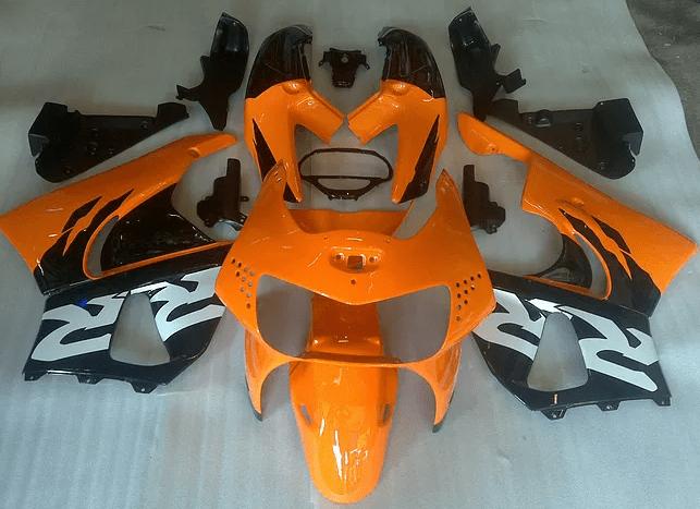CBR 919 Orange and Black