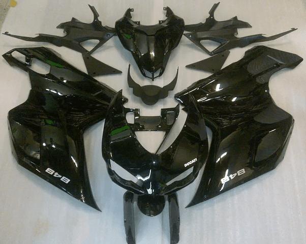 1098 1198 Ducati Gloss Black