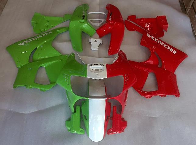CBR 919 Tri color