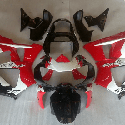 CBR1000 929 Red Black White