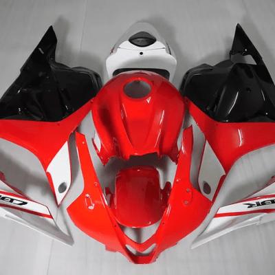 2008 - 2012 CBR600RR Red White and Black