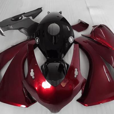 2008-2011 CBR1000rr Dark Candy Red