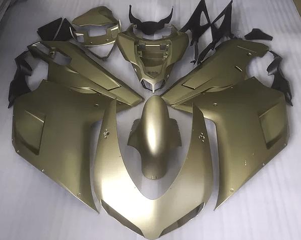 1098 1198 Ducati Gold Silver