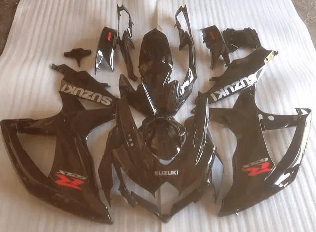 2008-2010 GSXR600 750 K8 Black Gloss