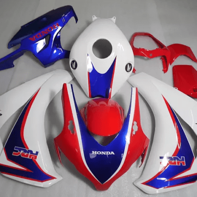 2008-2011 CBR1000rr HRC White Blue Red
