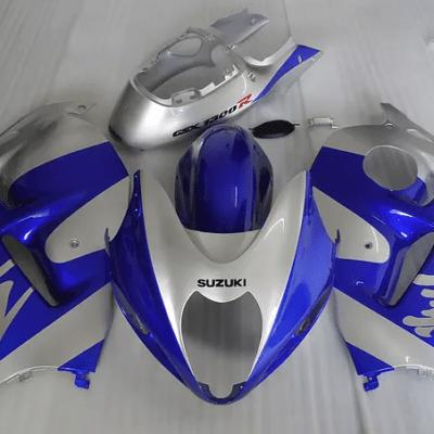 97-07 GSXR1300 97-07 Blue Silver