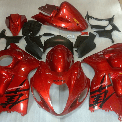 97-07 GSXR1300 97-07 Bright Gloss Red