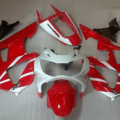 CBR1000 929 White Red Gloss
