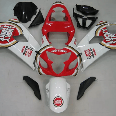 2004-05 GSXR600 750 Red White