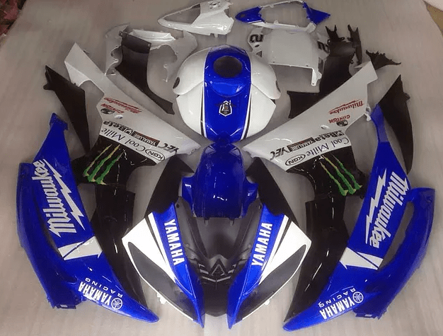 2008 - 2015 Yamaha R6 Monster Drink Movie Star