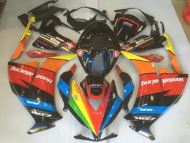 2012-2015 CBR1000RR Rainbow