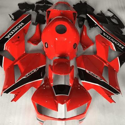 2013 - 2015 CBR600RR Red Black Gloss
