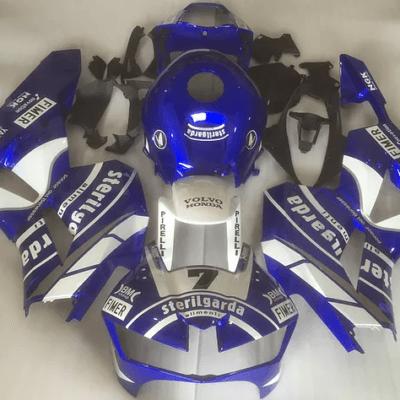 2013 - 2015 CBR600RR Sterilgarda Blue