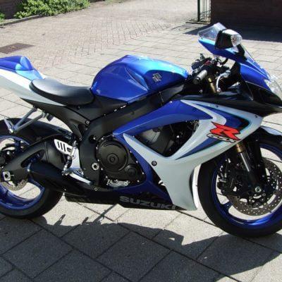 2006-2007 suzuki gsxr600 750 blue white