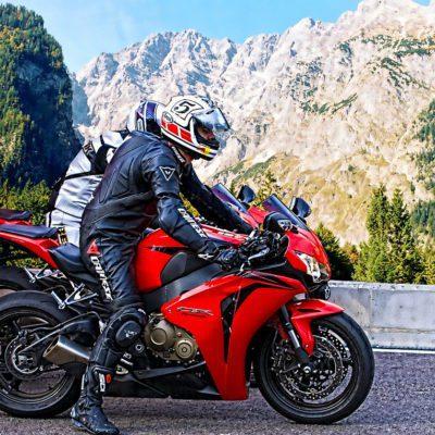 2008-2011 cbr1000rr red black gloss