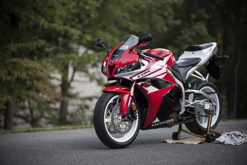 2009-2012 cbr600rr red white