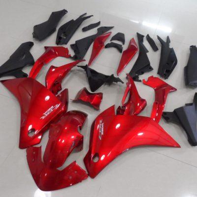 2011 CBR250R red gloss