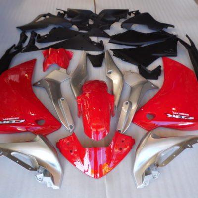 2013-2015 CBR500r red black