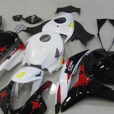 2009-2012 cbr600 black white