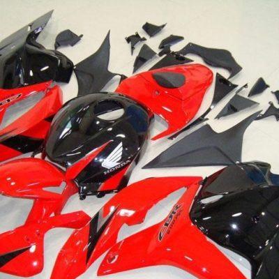 2009-2012 cbr600 black red