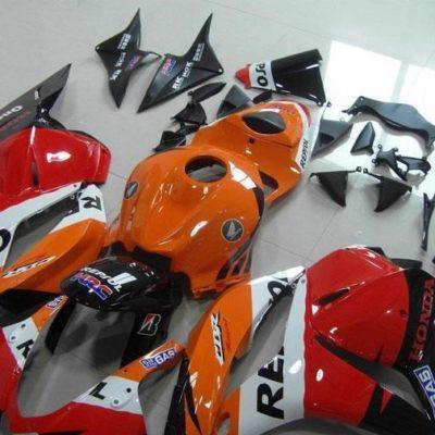 2009-2012 cbr600 repsol