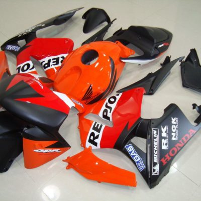 2005-2006 cbr600rr repsol race (light sealed)