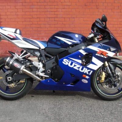 2004-2005 GSXR600 750 K4 blue white