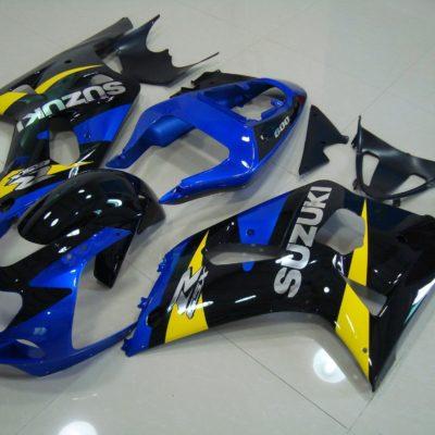 GSX R750 600 2001 2003 BLUE 4