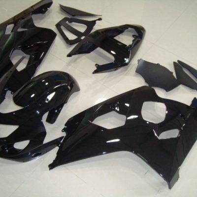 GSX R750 600 2004 2005 BLACK 2