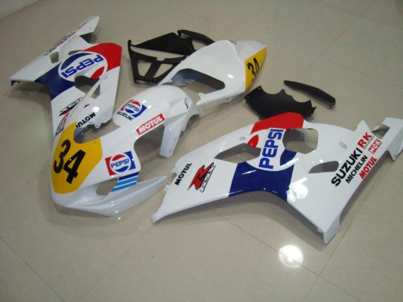 GSX R750 600 2004 2005 PESI RACE