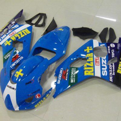 GSX R750 600 2004 2005 RIZLA RACE