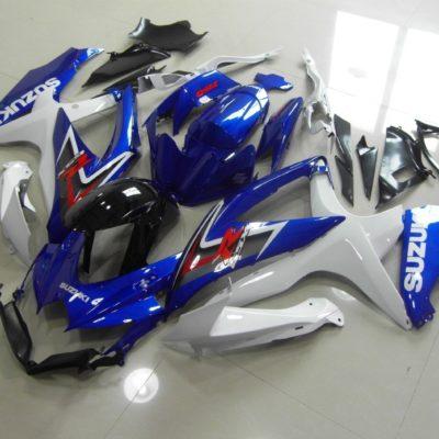 GSX R750 600 2008 2010 BLUE