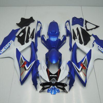 GSX R750 600 2008 2010 ORIGINAL LIGHT BLUE 3