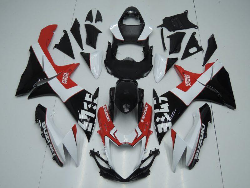GSX R750 600 2011 2016 BLACK YOSHIMURA