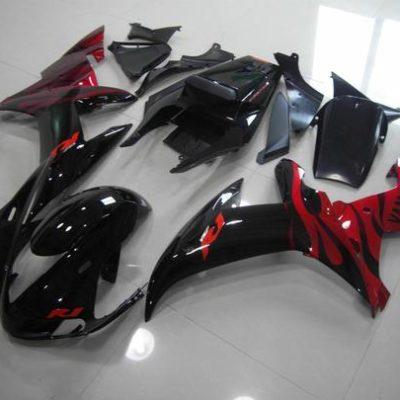2002-2003 r1 black flame