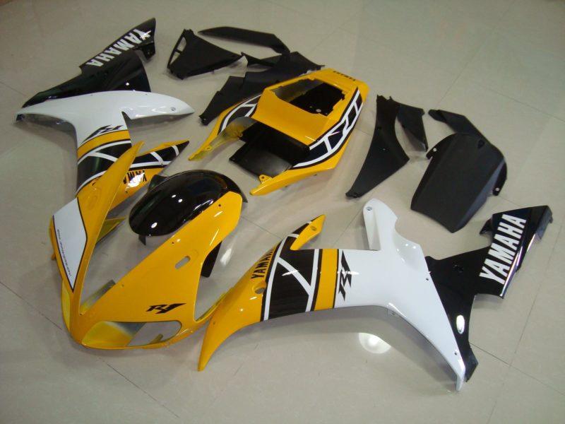 2002-2003 r1 yellow anniversary