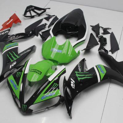 2004-2006 r1 monster green