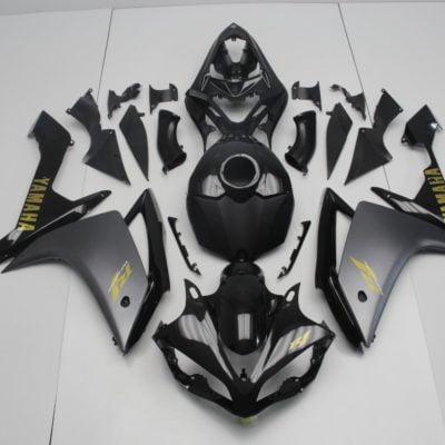 2007-2008 r1 grey black