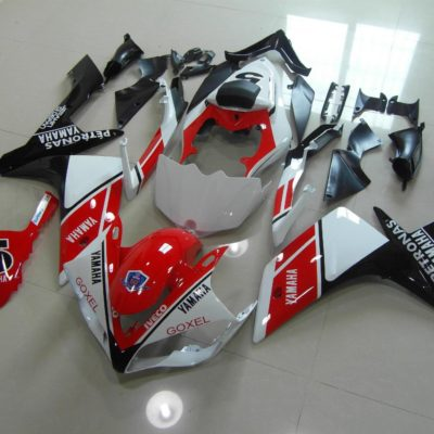 2007-2008 r1 red white stickers